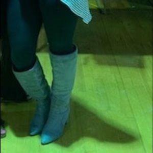 Fashion Nova Shoes - Knee high boots!